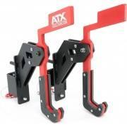 Haki wahadłowe pod sztangę ATX-MLIFT Monolift | uchwyty nastawne,producent: ATX, zdjecie photo: 2 | online shop klubfitness.pl |