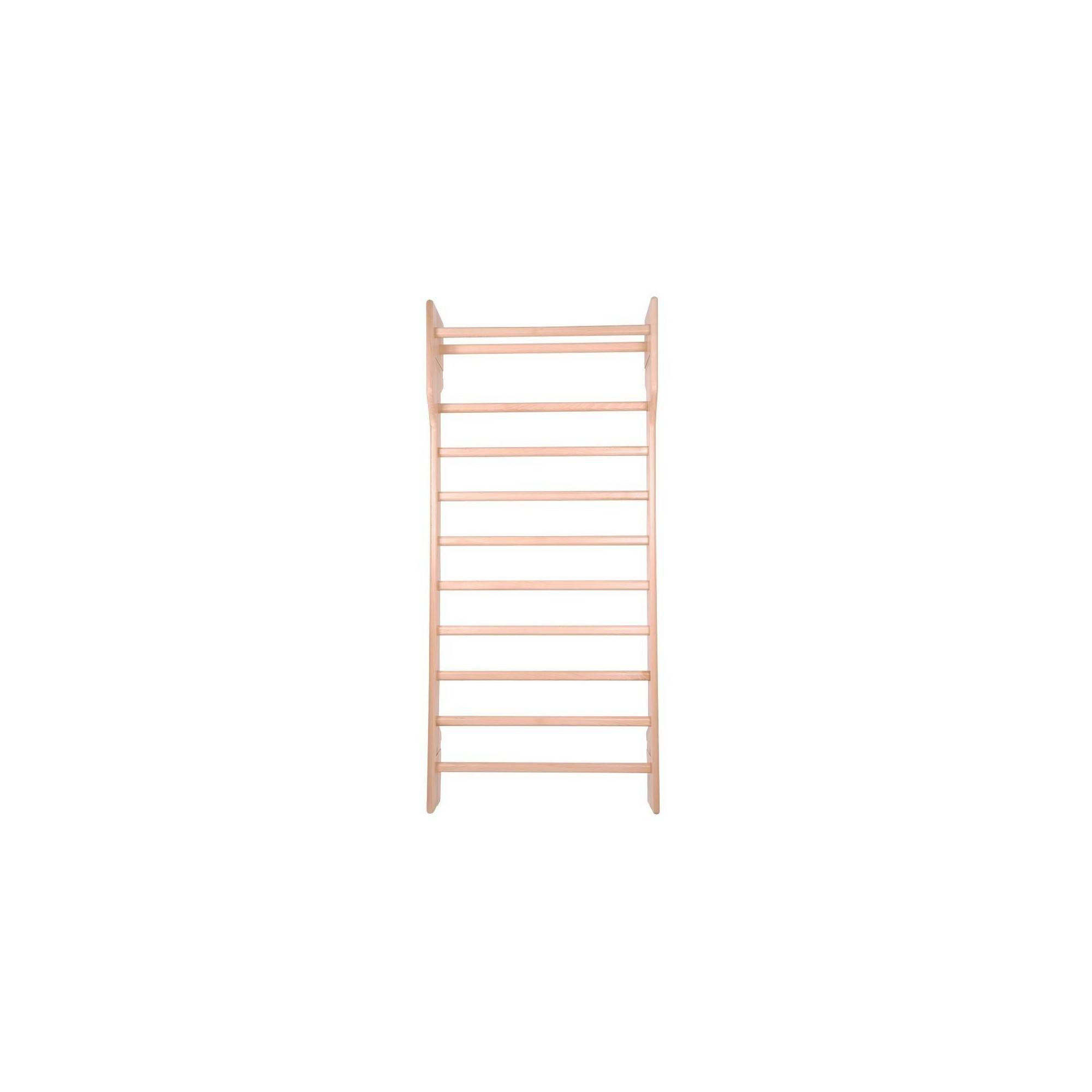 Drabinka gimnastyczna  200 x 80 cm INSPORTLINE drewniana,producent: INSPORTLINE, photo: 1