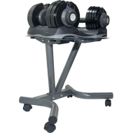 Hantle regulowane EZDumbbell 2x32,5kg | ze stojakiem,producent: Body-Solid, zdjecie photo: 1