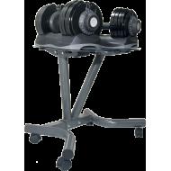 Hantle regulowane EZDumbbell 2x32,5kg | ze stojakiem,producent: Body-Solid, zdjecie photo: 1