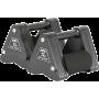 Hantle stałe żeliwne ATX® Delta | waga: 22kg ÷ 28kg,producent: ATX, zdjecie photo: 1 | online shop klubfitness.pl | sprzęt sport