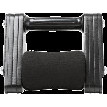Hantle stałe żeliwne ATX® Delta | zestaw 9 par | waga: 4kg ÷ 20kg,producent: , zdjecie photo: 3