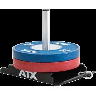 Sanie obciążeniowe ATX DGSD Drag Sled   trening siłowy crossfit,producent: ATX, zdjecie photo: 14