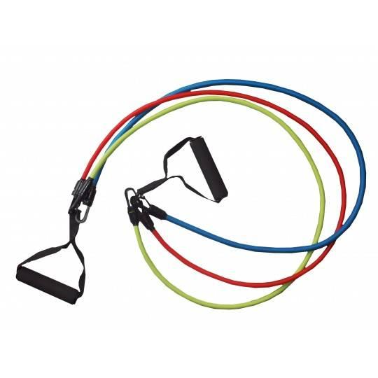 Ekspander gumowy Insportline CE3320 | 7 poziomów oporu,producent: Insportline, zdjecie photo: 1 | online shop klubfitness.pl | s