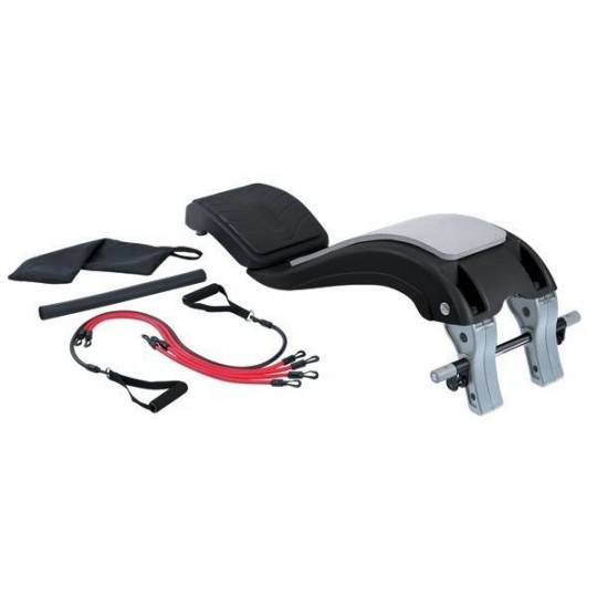 Ławka fitness INSPORTLINE WAVE z gumami trening mięśni brzucha,producent: INSPORTLINE, photo: 1