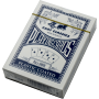 Karty do gry w pokera No. 988 plastikowe | talia granatowa,producent: SPARTAN SPORT, zdjecie photo: 2 | online shop klubfitness.