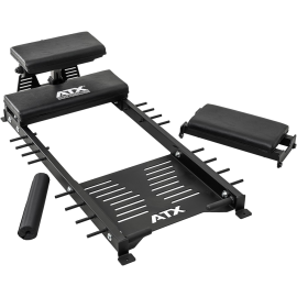 Stanowisko treningowe na mięśnie grzbietu & pośladków ATX-GLS Glute Shaper,producent: ATX, zdjecie photo: 1 | klubfitness.pl | s