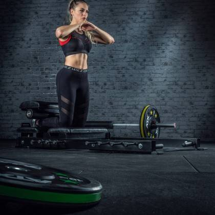 Stanowisko treningowe na mięśnie grzbietu & pośladków ATX-GLS Glute Shaper,producent: ATX, zdjecie photo: 14