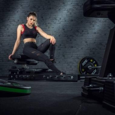 Stanowisko treningowe na mięśnie grzbietu & pośladków ATX-GLS Glute Shaper,producent: ATX, zdjecie photo: 18