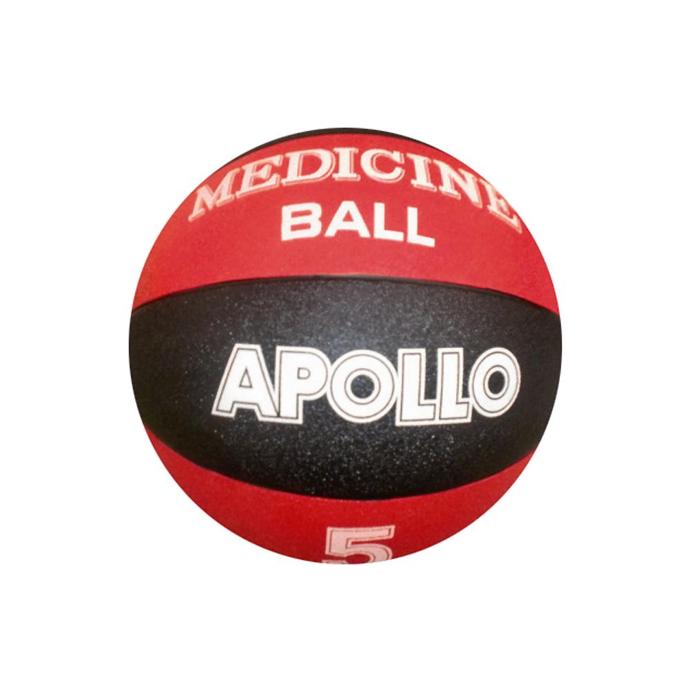 Piłka lekarska gumowa HMS Apollo NK05 | waga 5kg,producent: HMS, zdjecie photo: 1