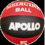 Piłka lekarska gumowa HMS Apollo NK05 | waga 5kg,producent: HMS, zdjecie photo: 2 | klubfitness.pl | sprzęt sportowy sport equip