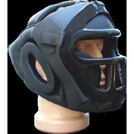 Kask ochronny na głowę Allright z maską   rozmiar senior,producent: ALLRIGHT, zdjecie photo: 1   online shop klubfitness.pl   sp