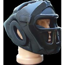 Kask ochronny na głowę Allright z maską | rozmiar senior,producent: Stayer Sport, zdjecie photo: 6