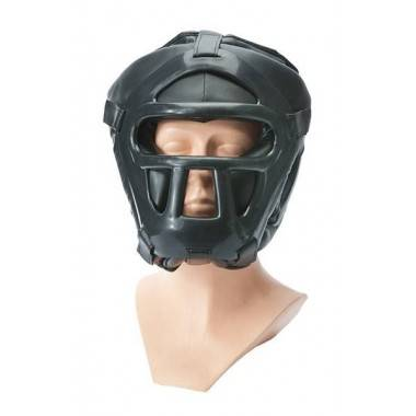 Kask ochronny na głowę Allright z maską   rozmiar senior ALLRIGHT - 2   klubfitness.pl
