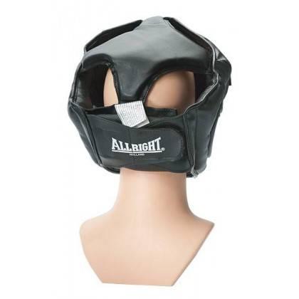 Kask ochronny na głowę Allright z maską | rozmiar senior,producent: ALLRIGHT, zdjecie photo: 4 | online shop klubfitness.pl | sp