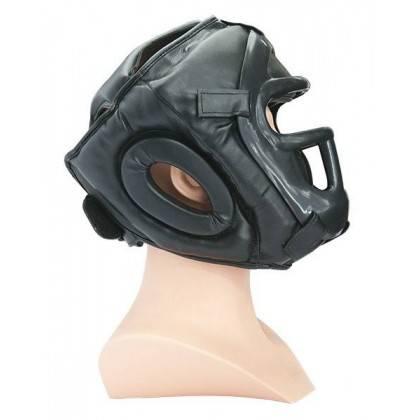 Kask ochronny na głowę Allright z maską | rozmiar senior,producent: ALLRIGHT, zdjecie photo: 3 | online shop klubfitness.pl | sp