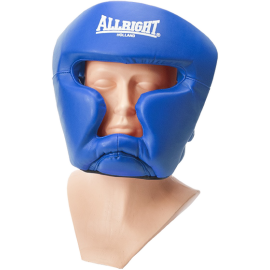 Kask bokserski sparingowy Allright 3114 | niebieski | rozmiar senior,producent: ALLRIGHT, zdjecie photo: 1 | online shop klubfit
