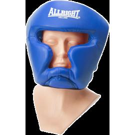 Kask bokserski sparingowy Allright 3114   niebieski   rozmiar senior,producent: ALLRIGHT, zdjecie photo: 1   online shop klubfit
