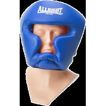 Kask bokserski sparingowy Allright 3114 | niebieski | rozmiar senior,producent: ALLRIGHT, zdjecie photo: 1