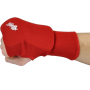 Napięstnik elastyczny Allright | czerwony ALLRIGHT - 1 | klubfitness.pl | sprzęt sportowy sport equipment