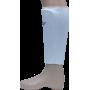 Nagolennik elastyczny wciągany Allright | biały ALLRIGHT - 1 | klubfitness.pl | sprzęt sportowy sport equipment