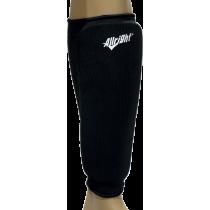 Nagolennik elastyczny wciągany Allright | czarny,producent: ALLRIGHT, zdjecie photo: 1