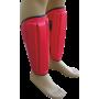 Nagolennik Fighter PVC | czerwony FIGHTER - 1 | klubfitness.pl | sprzęt sportowy sport equipment