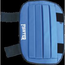 Nagolennik Fighter PVC | niebieski,producent: FIGHTER, zdjecie photo: 3 | online shop klubfitness.pl | sprzęt sportowy sport equ