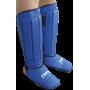 Nagolennik ze stopą Fighter PVC | niebieski,producent: FIGHTER, zdjecie photo: 1 | klubfitness.pl | sprzęt sportowy sport equipm