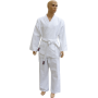 Kimono karate z pasem Fighter | 9oz | białe,producent: FIGHTER, zdjecie photo: 1 | klubfitness.pl | sprzęt sportowy sport equipm