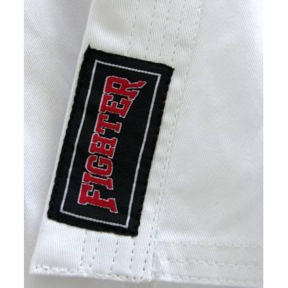 Kimono karate z pasem Fighter   9oz   białe,producent: FIGHTER, zdjecie photo: 3   klubfitness.pl   sprzęt sportowy sport equipm