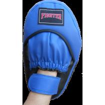 Łapy trenera Fighter S1 | tarcze trenerskie | niebieskie,producent: FIGHTER, zdjecie photo: 2 | online shop klubfitness.pl | spr