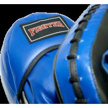 Łapy trenera Fighter S1 | tarcze trenerskie | niebieskie,producent: FIGHTER, zdjecie photo: 5 | online shop klubfitness.pl | spr