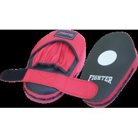 Łapy trenera Fighter S2 | tarcze trenerskie | czerwone,producent: FIGHTER, zdjecie photo: 1 | online shop klubfitness.pl | sprzę