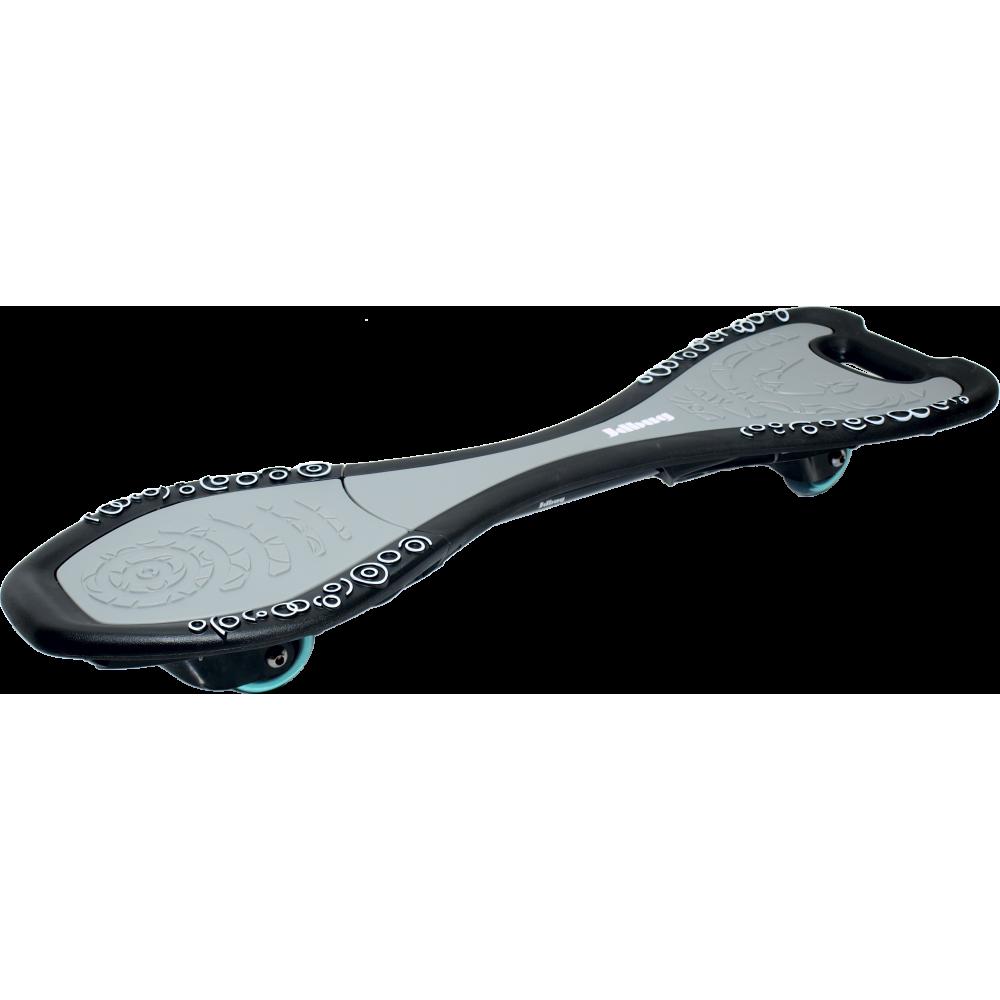 Deskorolka waveboard Jdbug S192 Power Surfer | czarna JD-BUG - 1 | klubfitness.pl | sprzęt sportowy sport equipment