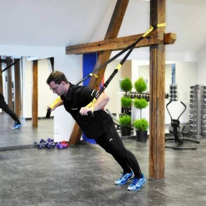 Taśmy do treningu funkcjonalnego Insportline MultiTrainer,producent: Insportline, zdjecie photo: 6