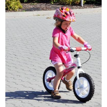Rowerek biegowy Worker Bounce | pompowane koła 12'',producent: WORKER, zdjecie photo: 5