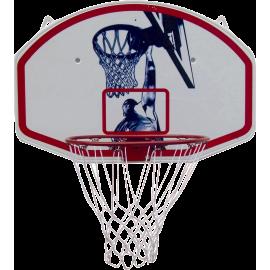 Tablica do koszykówki Spartan Sport 60x90cm z obręczą,producent: SPARTAN SPORT, zdjecie photo: 1 | online shop klubfitness.pl |