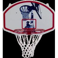 Tablica do koszykówki Spartan Sport 60x90cm z obręczą,producent: SPARTAN SPORT, zdjecie photo: 1