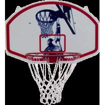 Tablica do koszykówki Spartan Sport 60x90cm z obręczą SPARTAN SPORT - 1   klubfitness.pl   sprzęt sportowy sport equipment