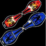 Deskorolka WaveBoard Spartan Sport Easy Surfer,producent: SPARTAN SPORT, zdjecie photo: 4 | online shop klubfitness.pl | sprzęt