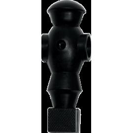 Figurka zawodnika do piłkarzyków Robot 116mm/Ø16mm | czarny NONAME - 1 | klubfitness.pl