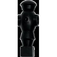 Figurka zawodnika do piłkarzyków Robot 116mm/Ø16mm | czarny,producent: NONAME, zdjecie photo: 1