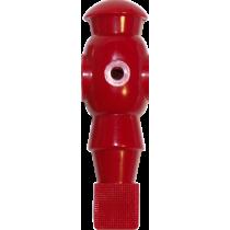 Figurka zawodnika do piłkarzyków Robot 116mm/Ø13mm   czerwony,producent: NONAME, zdjecie photo: 1   online shop klubfitness.pl  
