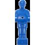 Figurka zawodnika do piłkarzyków 100mm/Ø13mm | niebieski NONAME - 1 | klubfitness.pl | sprzęt sportowy sport equipment