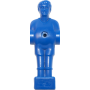 Figurka zawodnika do piłkarzyków 100mm/Ø13mm | niebieski,producent: NONAME, zdjecie photo: 1 | online shop klubfitness.pl | sprz