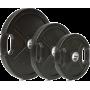 Obciążenie olimpijskie gumowane IFS 50-GRR| waga: 0,5kg ÷ 40kg,producent: IRONSPORTS, zdjecie photo: 1 | online shop klubfitness