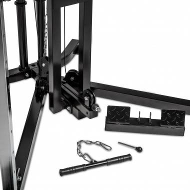 Brama narożna wielofunkcyjna Heavy Duty HD-FCT-900 Functional Cross-Trainer,producent: Heavy Duty, zdjecie photo: 9