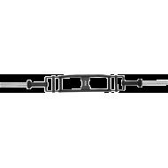 Gryf olimpijski kratownica profilowana ATX® LH-50-CAMG Parallel Press Bar   200cm,producent: ATX, zdjecie photo: 5