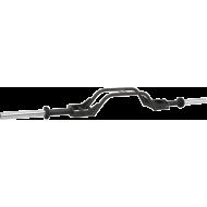 Gryf olimpijski kratownica profilowana ATX® LH-50-CAMG Parallel Press Bar   200cm,producent: ATX, zdjecie photo: 3